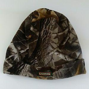 REMINGTON WARM FLEECE CAMO HAT